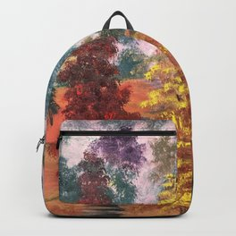 Autumn's Forest Backpack