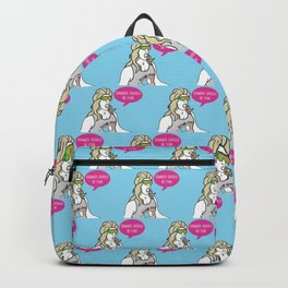 Summer should be fun Backpack