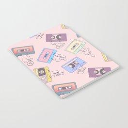 Cassette Pattern Notebook