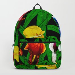 Large Calla Lillies Backpack