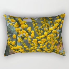 Yell-OW Rectangular Pillow