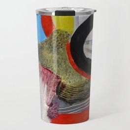 Lineas y Circulos 4 Travel Mug