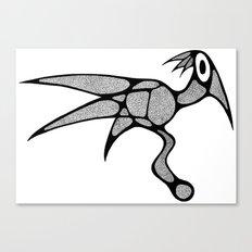 Big Bird Canvas Print