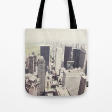 the city::nyc Tote Bag