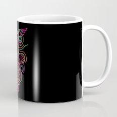 owl pink Mug