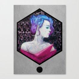 Guided Meditation Canvas Print