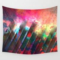 frames Wall Tapestries featuring θ Eri by Nireth