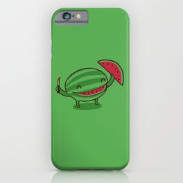 A Happy Slice of Life iPhone Case