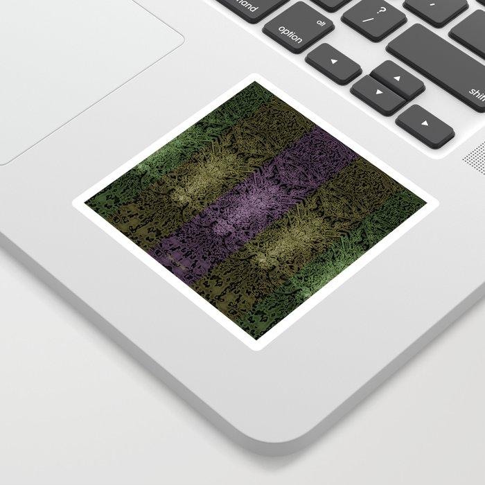 Butterfly Field 8 Sticker