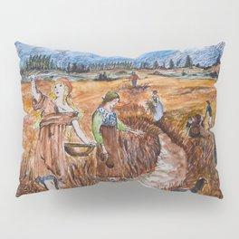 The First Harvest Pillow Sham