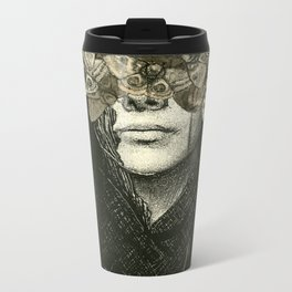 Head Case Metal Travel Mug