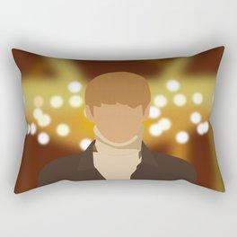 Spring Day - Jungkook BTS Rectangular Pillow