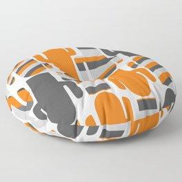 Modern striped cacti Floor Pillow