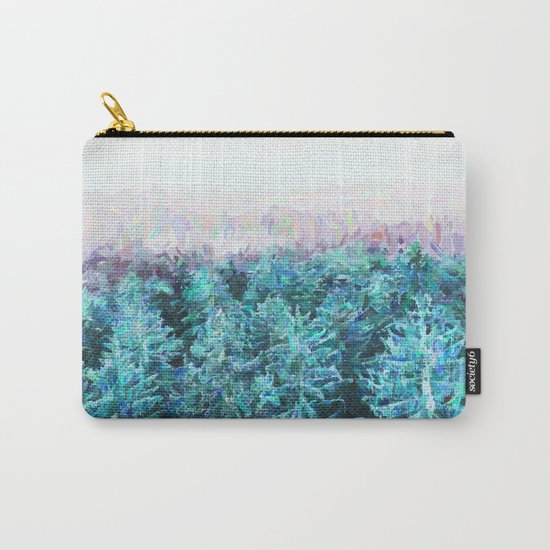 Tree Tops #society6 #buyart #decor Carry-All Pouch
