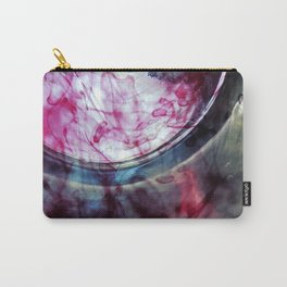 Depression + An Oncoming Cold = Art Carry-All Pouch