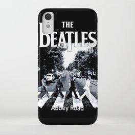 Abbey Road Walking iPhone Case