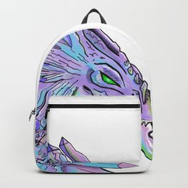 Crystal dragon Backpack