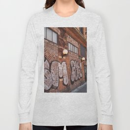East Village Streets III Long Sleeve T-shirt