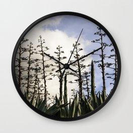 maguey Wall Clock