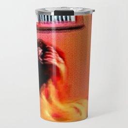 Bar Codes Travel Mug