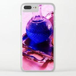 Luxuria Clear iPhone Case