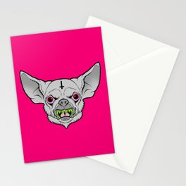 All Bark All Bite Stationery Cards