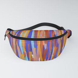 abstraction acrylic 2 Fanny Pack