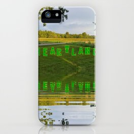 """Heartland V"" iPhone Case"