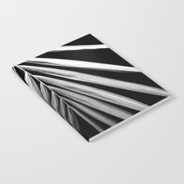 Palm Leaf Delight #3 #tropical #decor #art #society6 Notebook