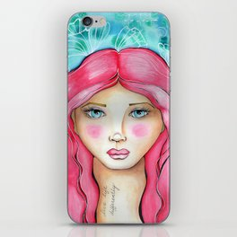 Live Life Differently iPhone Skin