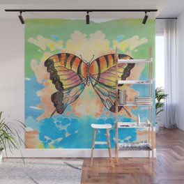 Simply Butterfly Wall Mural