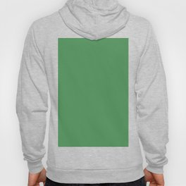 Solid Light Forest Green Color Hoody
