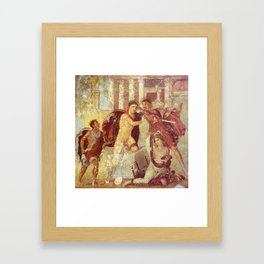 Roman Art Framed Art Print