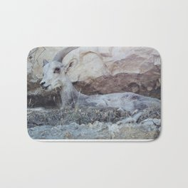 Billy Goat - Grand Canyon - Wild Veda Bath Mat