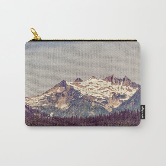 Vintage Cascades Carry-All Pouch