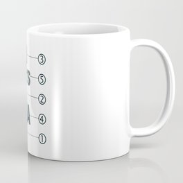 100 Years of DADA Coffee Mug