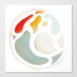 Color Orb Canvas Print