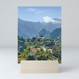 Sao Roque, Madeira Mini Art Print