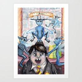 Pixies Art Print