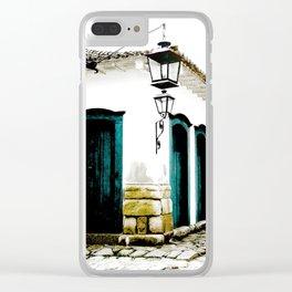 Para Ti 5 Clear iPhone Case