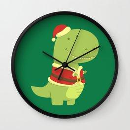 SanT-Rex Wall Clock