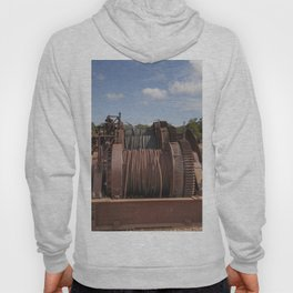 Steel Cables Hoody