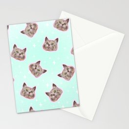 FIP WARRIOR - MISS MABEL Stationery Cards