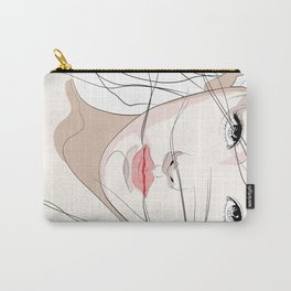 Under The Mask Carry-All Pouch