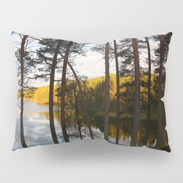 Sunset in far north Pillow Sham