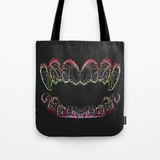 Show Me Your Teeth Tote Bag