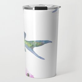 Late for School Travel Mug