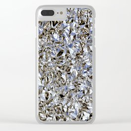 Topography Clear iPhone Case