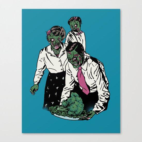 Z-gans Canvas Print