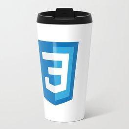 CSS3 Travel Mug